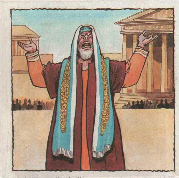 Perumpamaan orang farisi dan pemungut cukai